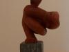 Omarming, perenhout, 2013, verkocht