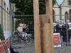 In Obhut wachsen, eik, juryprijs Bildhauerwettbewerb Rheda Wiedenbruch, 2015